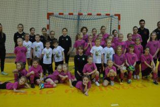 Turniej U-6 i U-8 w Lubinie (25.11.2017r.)