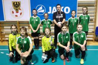III miejsce młodziczek w POLONIA CUP