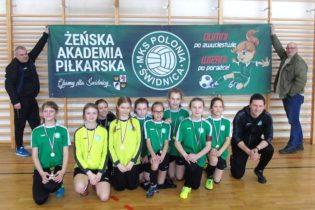 Turniej młodziczek w Czarnym Borze
