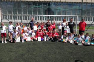 Festiwal Piłki Nożnej Dziewcząt Szkół Podstawowych i Przedszkoli (Klasy I-III)