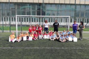 Festiwal Piłki Nożnej Dziewcząt Szkół Podstawowych i Przedszkoli (dzieci przedszkolne)