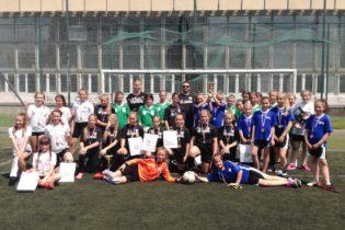 Festiwal Piłki Nożnej Dziewcząt Szkół Podstawowych i Przedszkoli (klasy IV-VI)