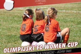 Jutro nasze zawodniczki jadą na Olimpijski FC Women Cup