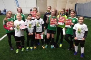 Trzecie i czwarte miejsce w Olimpijski FC Women Cup