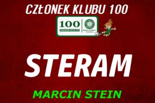 Firma STERAM nowym członkiem KLUBU 100!!!