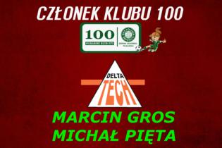 DELTA TECH w KLUBIE 100