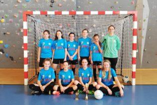 Drugie miejsce juniorek młodszych w Witoszowie