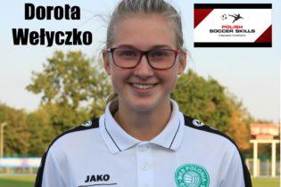 Dorota Wełyczko zwyciężczynią obozów Polish Soccer Skills Zima 2019!!!