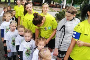 Wskakujemy na pozycję lidera III ligi kobiet!!!