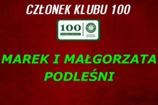 Witamy kolejnego Członka Klubu 100!