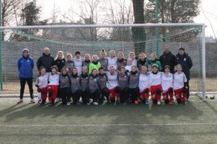 Mecze kontrolne w kategoriach U-15 i U-13 z FK Pardubice