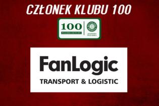 """FanLogic Członkiem """"Klubu 100″❗️"""