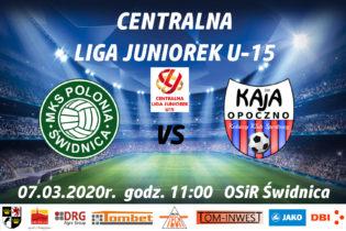 Centralna Liga Juniorek U-15