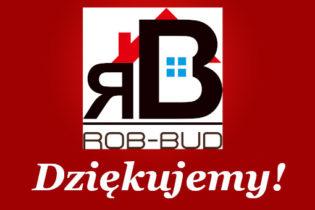 Firma Rob-Bud nowym sponsorem Akademii!!!